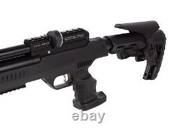 Kral Puncher NP-03 PCP Carbine, Synthetic Stock 0.22 Cal 880 Fps