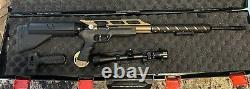 Kral Puncher One. 25 PCP Air Rifle Copy Of Airforce Condor