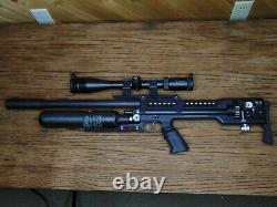 LCS SK-19.25 Cal PCP full-auto Air Rifle with case & MTC Mamba Pro