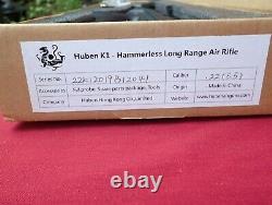MINT 2020 Series HUBEN K1 in. 22 PCP Air Pellet Rifle MINT