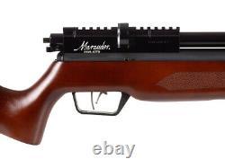 (NEW) Benjamin Marauder Semi-Auto (SAM) PCP Air Rifle, Wood Stock by Benjamin