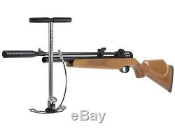 (NEW) Diana Stormrider Multi-shot PCP Air Rifle and HPA Pump Kit by Diana 0.22