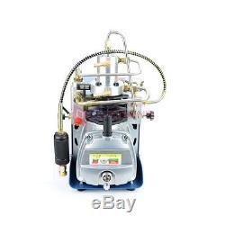 NEW Electric Compressor Air Pump Rifle PCP Pump 30MPa High Pressure System