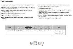 New Hatsan AT44S-10 Long Quiet Energy. 177 Caliber PCP Air Rifle HGAT44S10L177QE