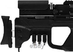 New Hatsan Gladius Bullpup Long PCP Air Rifle HG-GladLong25