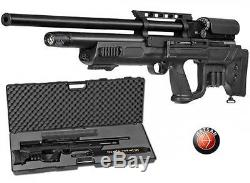 New Hatsan Gladius Long. 22 Caliber Bullpup PCP Air Rifle HG-GladLONG22