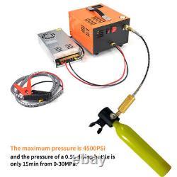 PCP Air Rifle Compressor Airgun Scuba Air Pump 12V /110V /220V High Pressure