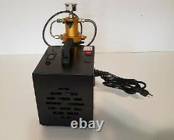 PCP Compressor for Hatsan, FX, Benjamin Air Rifle (4500 PSI) SCBA Scuba Tank Gun
