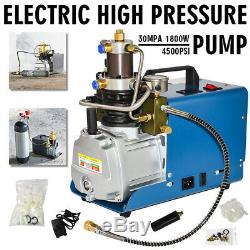 PCP Rifle 110V 30MPa Air Compressor Pump Electric High Pressure