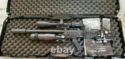 Pcp air rifle. LCS SK19.25. SCOPE NOT INCLUDED