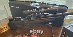 Pcp air rifle used
