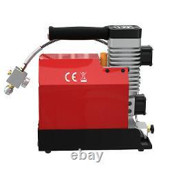 Portable PCP Air Rifle Compressor Airgun Scuba Air Pump 12V /110V High Pressure
