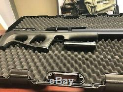 Precharged (PCP) FX Wildcat MkII Synthetic. 30 Precharged Air RIfle
