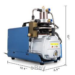 Pump Electric High Pressure 30MPa Air Compressor System Rifle PCP Air Gun New