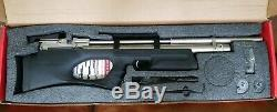 Puncher Breaker Silent Marine Sidelever PCP Air Rifle 0.250 Kral Arms UTG SCOPE