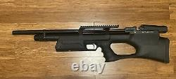 Puncher Breaker Silent Synthetic Sidelever PCP Air Rifle 0.22 cal Synthetic