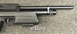 Puncher Breaker Silent Synthetic Sidelever PCP Air Rifle 0.25 caIiber