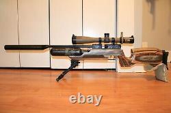 RAW HM1000X LRT PCP Air Rifle. 25