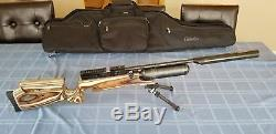 RAW HM1000x. 25 cal PCP air rifle