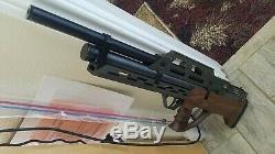 Rare Evanix MAX (Full Auto Version). 357 PCP Air Rifle (Big Bore Pellet Gun) 9mm