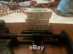 Rare Evanix Sniper. 45 CALl Air Rifle 800 fps. With 200 grain slugs PCP Air Rifle