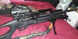 Refurbished Hatsan Flash Quiet Energy PCP Air Rifle 22 cal (5.5mm)