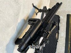 SALE! Sale! Air Rifle. 25Pcp Tactical Free Accessorie Free Case MAKE OFFER