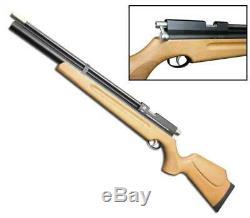 SPA M10 M 10 Air Rifle Snowpeak Gun 4.5mm or 5.5mm Wood Stock 1000 fps PCP