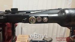 SPA M16A PCP Air Rifle Bundle 3 rifles. LW Polygonal barrels, Carbon fiber tanks