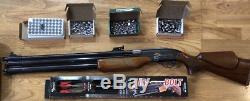 Sam Yang Big Bore 909 Dragon Claw PCP. 50 Cal Pellet Air Rifle With Arrows Ammo