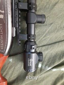 Sam yang 909 big bore 45 cal light hunter pcp
