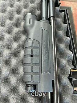 Seneca Doubleshot Big Bore Pcp Air Rifle With Benjamin Pump and Extras