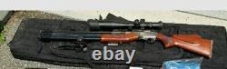 Seneca Dragon Claw. 50 Air Rifle /Air Bolt Arrow set & Center Point Scope PCP