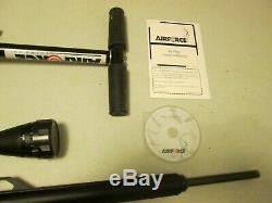 Slightly used Airforce Condor 0.177 PCP Air Rifle