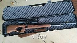 Steyr Hunting 5 Automatic (Semi-Auto. 22 cal) +6 mags (PCP Air Rifle Pellet Gun)
