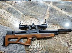 Talon Tunes Tuned AAA AGN Vulcan Bull Pup SS. 25 Limited Gen. 4 PCP Air Rifle