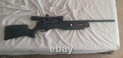 Umarex 2252604 Gauntlet PCP 0.22 caliber High Pressure Air Rifle Pellet Gun