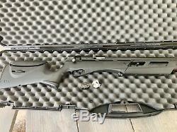 Umarex 2252604 Gauntlet PCP 22 Caliber Air Rifle Black