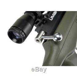 Umarex AirSaber Air Archery PCP 4x32 Scope Arrow Air Rifle and Wearable4U Bundle