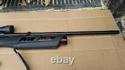 Umarex Gauntlet PCP. 177 1000fps Bundle, with scope, sling, extra magazines