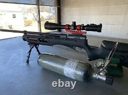 Umarex Gauntlet PCP 22 Caliber Air Rifle Black