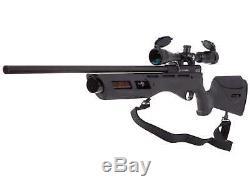 Umarex Gauntlet PCP Air Rifle Hunting Kit 0.22 cal with Axeon Optics 4-16x44 scope