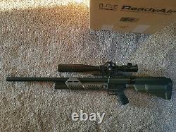 Umarex Hammer PCP Air Rifle with Hawke 30 SF IR AirMax 8-32 X 50Scope