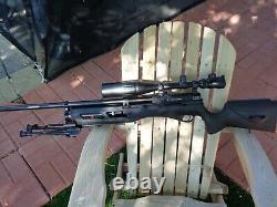 Umarex gauntlet. 25cal PCP Air rifle
