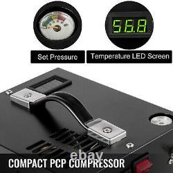 VEVOR PCP Air Compressor PCP Compressor 12V 4500 Psi Air Rifle Pump 30MPa