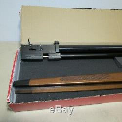 WINCHESTER 70-45 BIG BORE. 45 CALIBER PCP AIR RIFLE 611120254 NEW with scratch