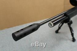 Walther 1250 Dominator FT PCP Air Rifle Combo (. 22 cal) with Scope Black