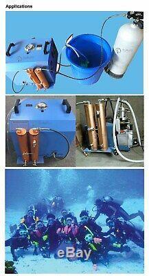 Water Oil Separator Yong Heng PCP Air Compressor Filter Air Rifle Scuba Diving