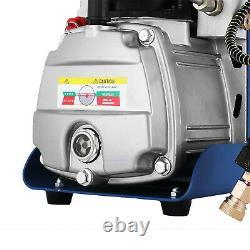 YONG HENG 30MPa Air Compressor Pump PCP Electric Air Pump For Airgun Scuba Rifle